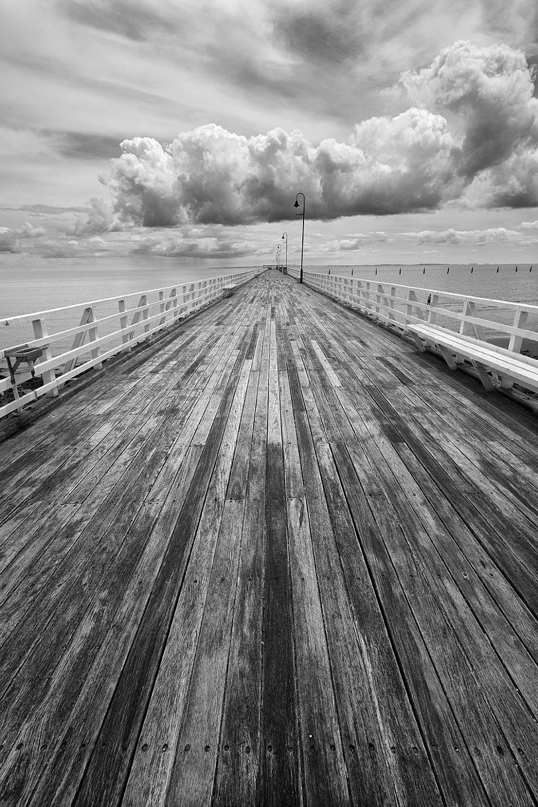 Photograph Sandgate Pier by Andrew Fuller on 500px