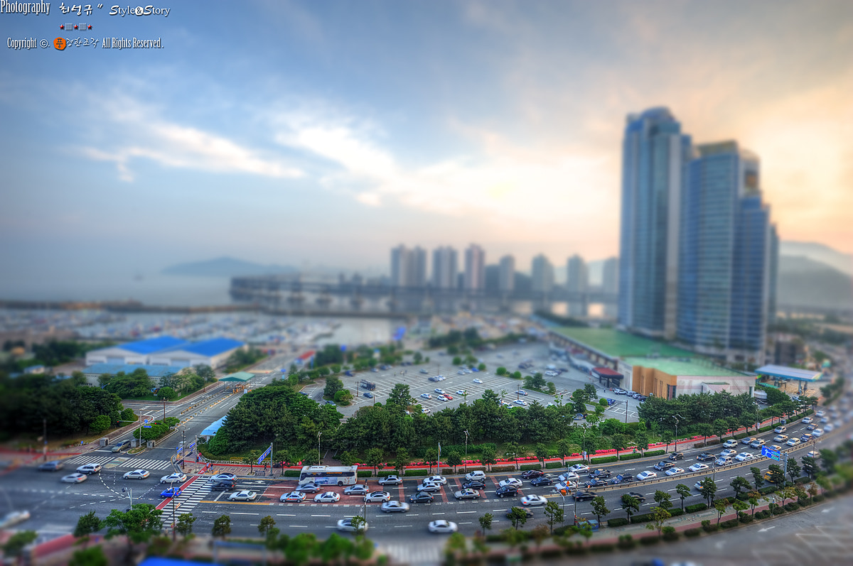 Photograph Seen as miniature Busan by sungkyu Choi on 500px