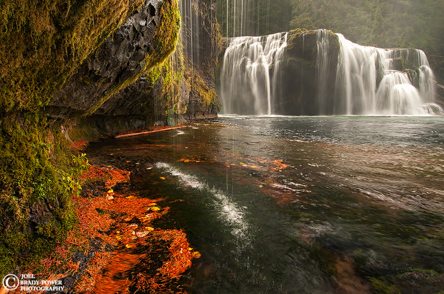Photograph Lower Lewis Falls by Joel Brady-Power on 500px