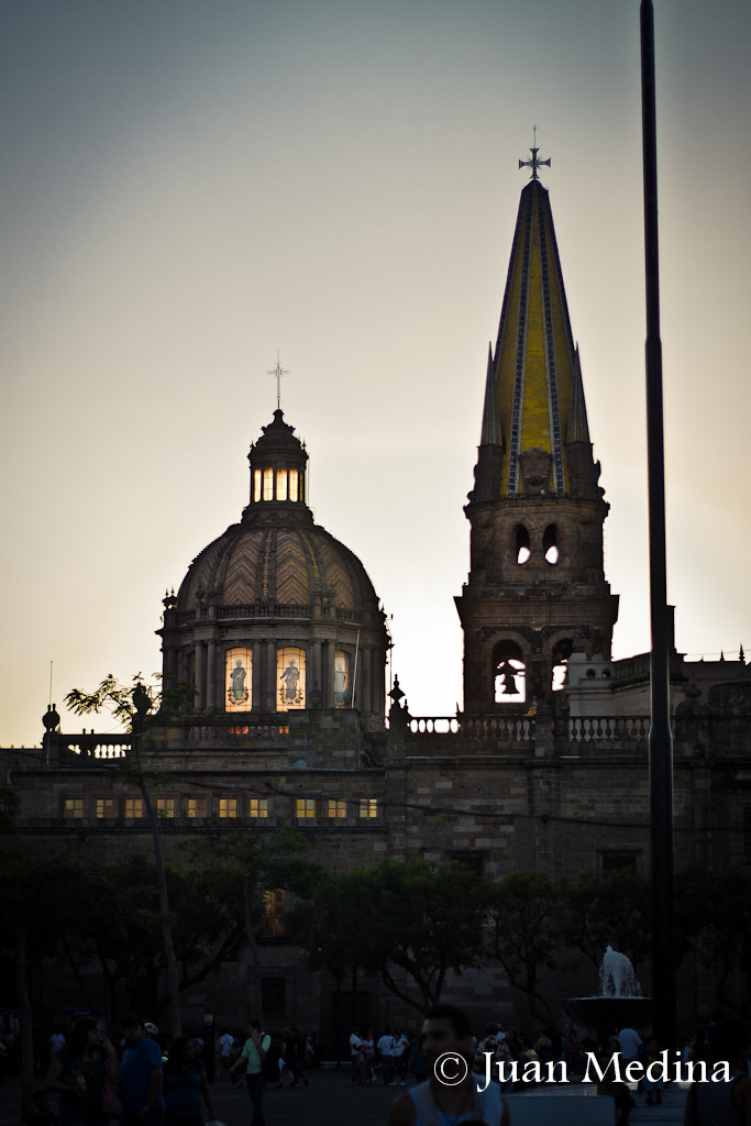Photograph Catedral de Guadalajara by Juan Medina on 500px