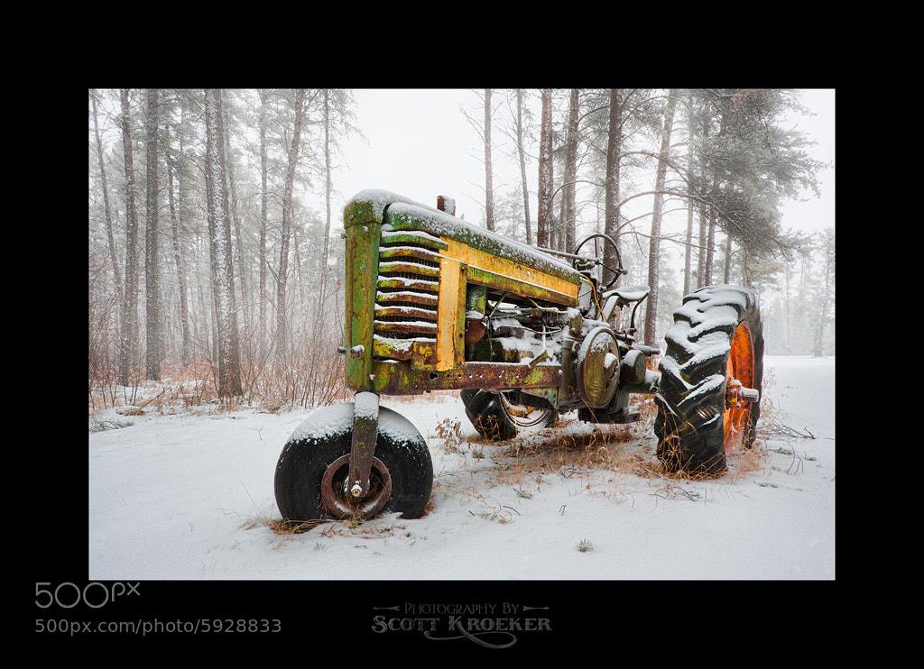 Photograph 3 Wheelin' In Style by Scott Kroeker on 500px