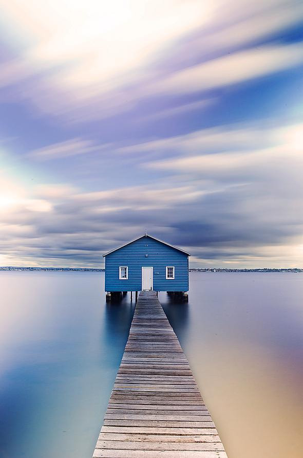 Photograph Matilda Bay Boat House Long Exp by Kirk Hille on 500px
