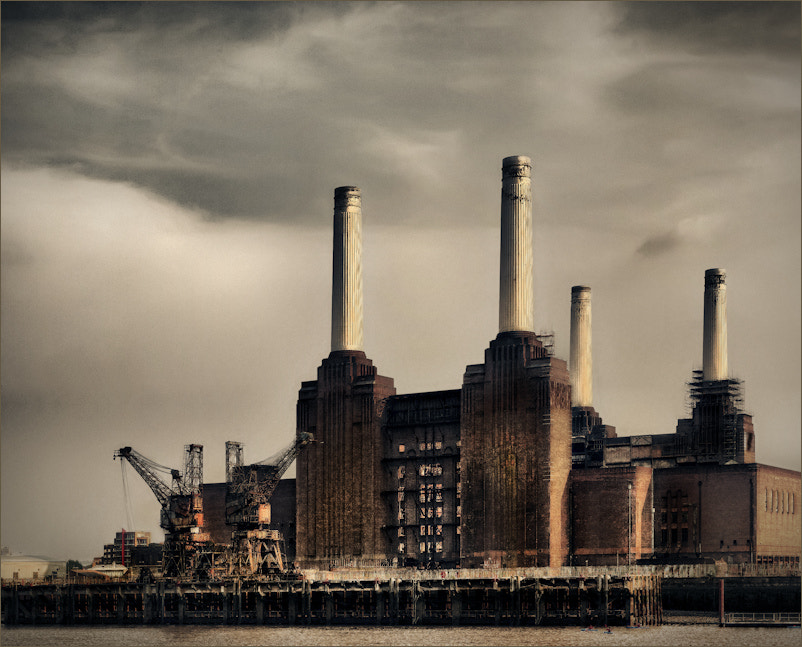 Photograph BatterSea II by KPK . on 500px