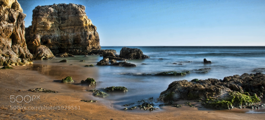 Photograph Praya da Rocha by Ramon Barrufet on 500px