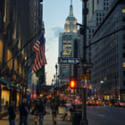 Постер, плакат: New York East 46th St