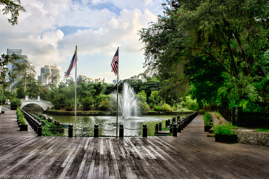 Taman Tasik by Donato Scarano on 500px.com
