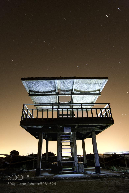 Photograph la torreta nocturna by Jesus Garcia Orihuela on 500px