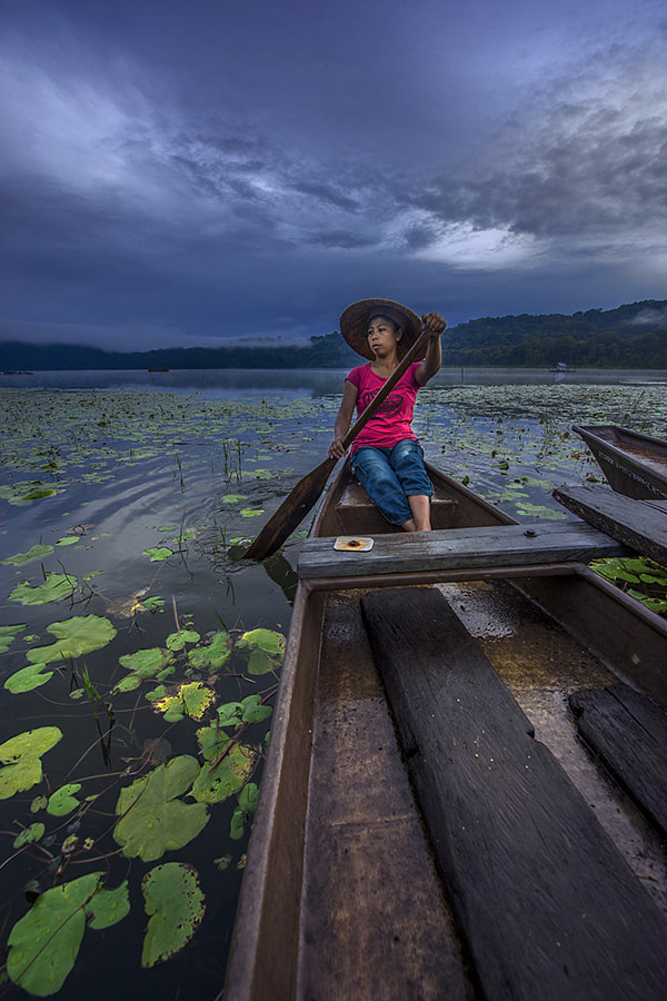 Photograph paddle of life by Ayie  Permata Sari on 500px