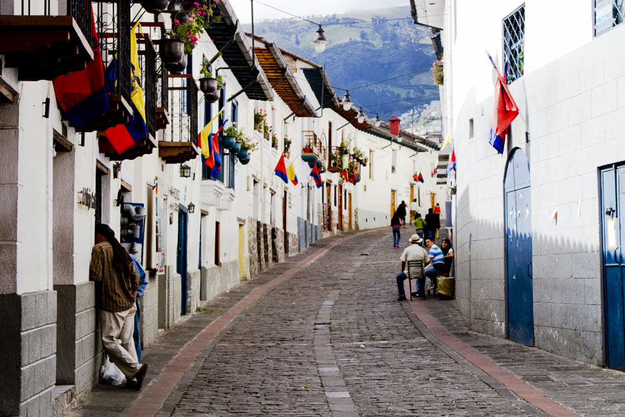 Quito by Jason Long on 500px.com