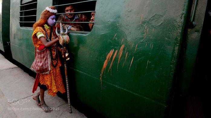 Photograph Bahurupi by Partha Sen on 500px
