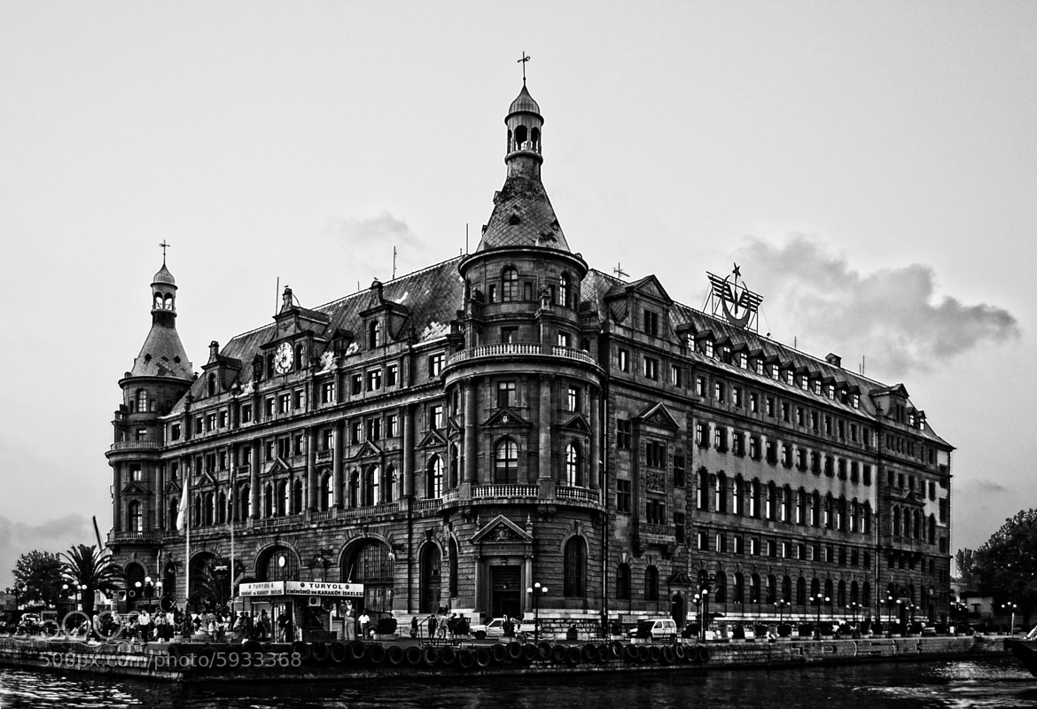 Photograph haydarpaşa station by Agah Bağrık on 500px