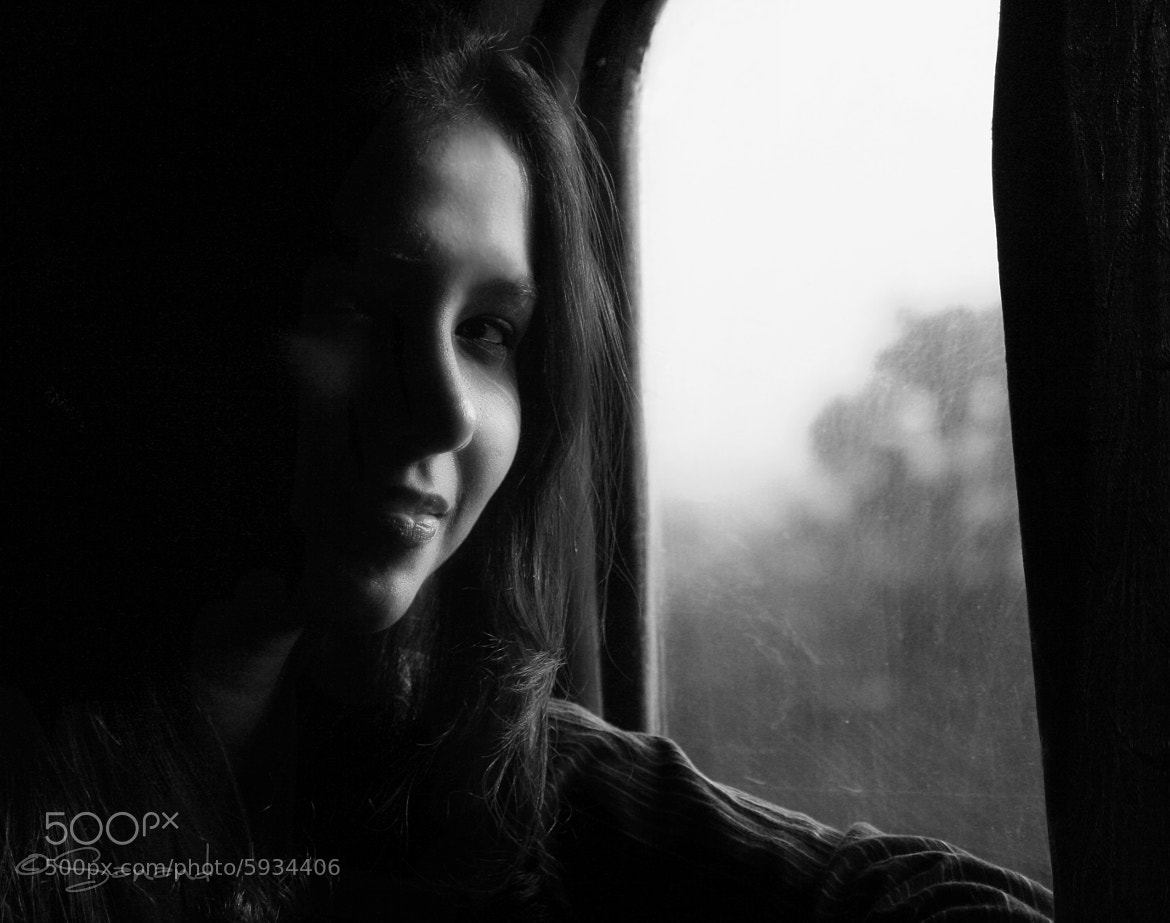 Photograph A Look Straight into the Heart by Sanand Sivadas on 500px