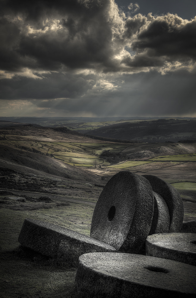 """Photograph """"Millstones"""" by Andy Astbury on 500px"""