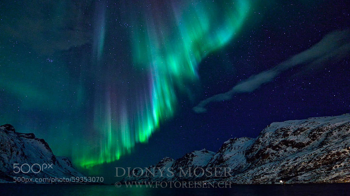Photograph Curtain of colors by Dionys Moser on 500px