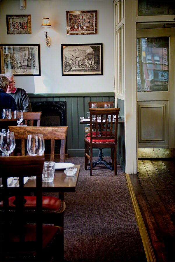 Photograph Upstairs at the Angel and Crown by Andrew Barrow LRPS on 500px