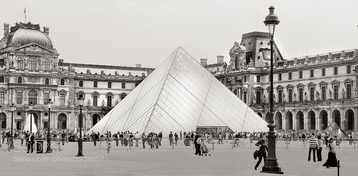 Photograph Musee du Louvre by Marco Zandona on 500px