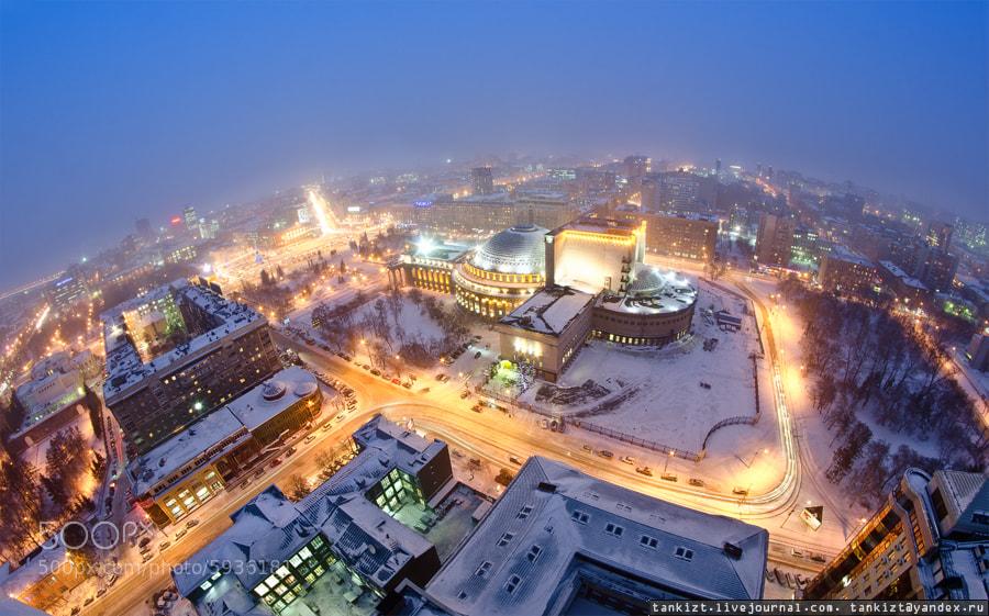Photograph Оперный Театр by Victor Sukhorukov on 500px