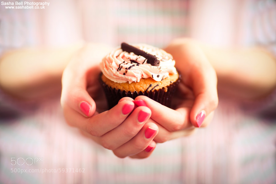 Photograph Delicious Cupcake by Sasha L'Estrange-Bell on 500px