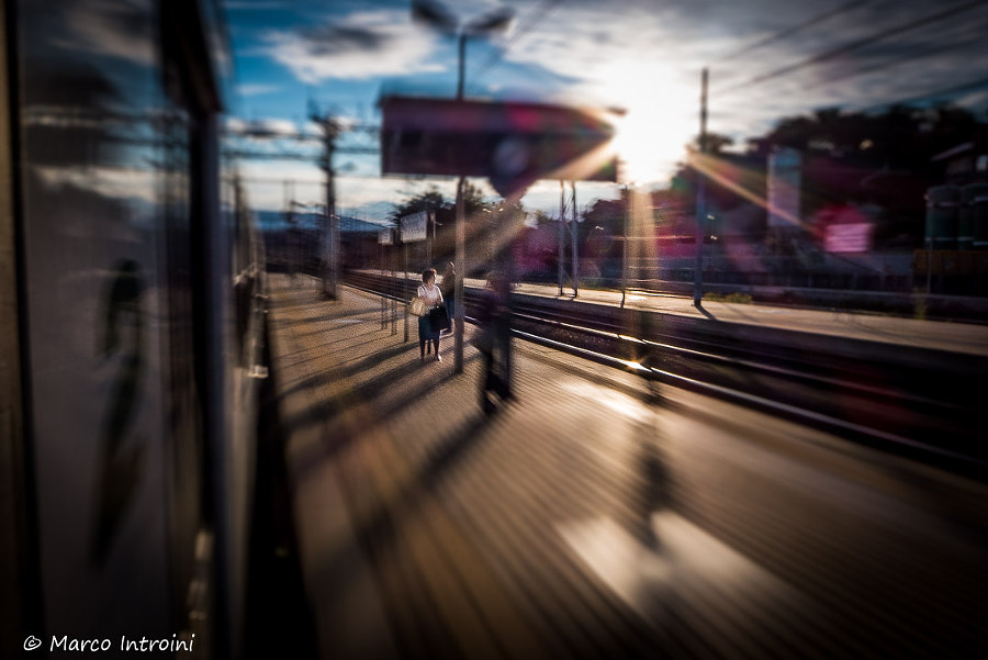 Commuter Life: early morning