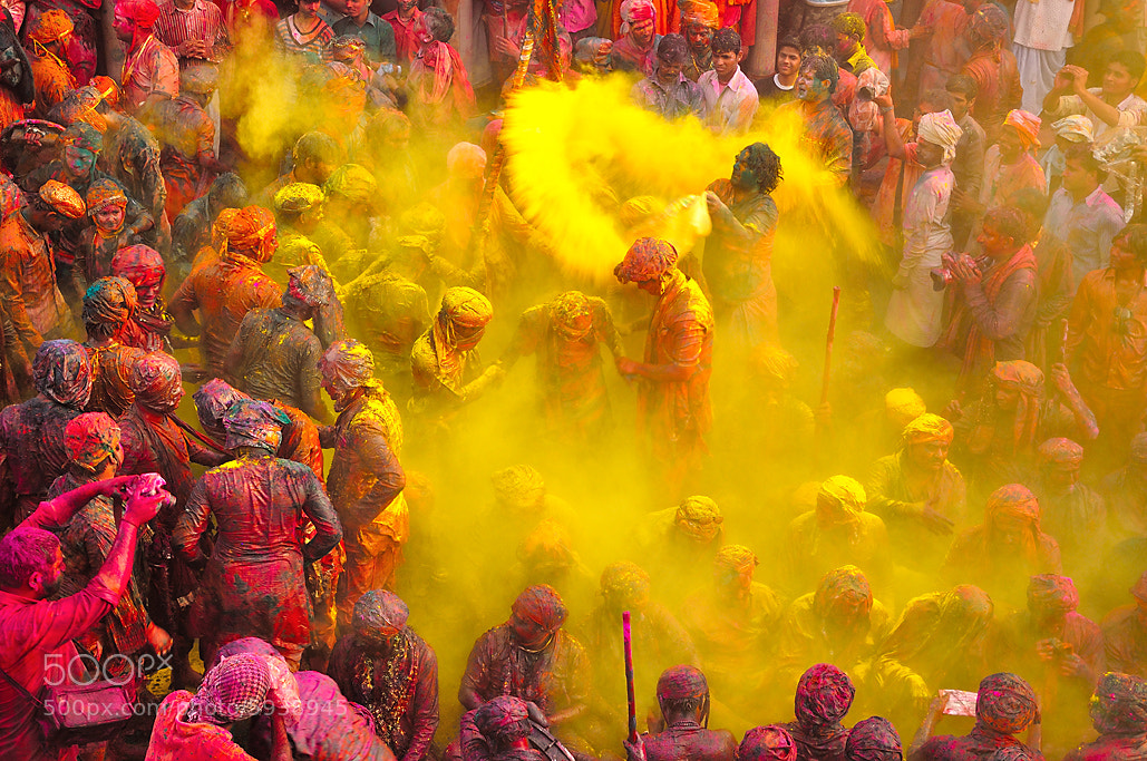 Photograph Splash of Colors by Sanjay Patil on 500px