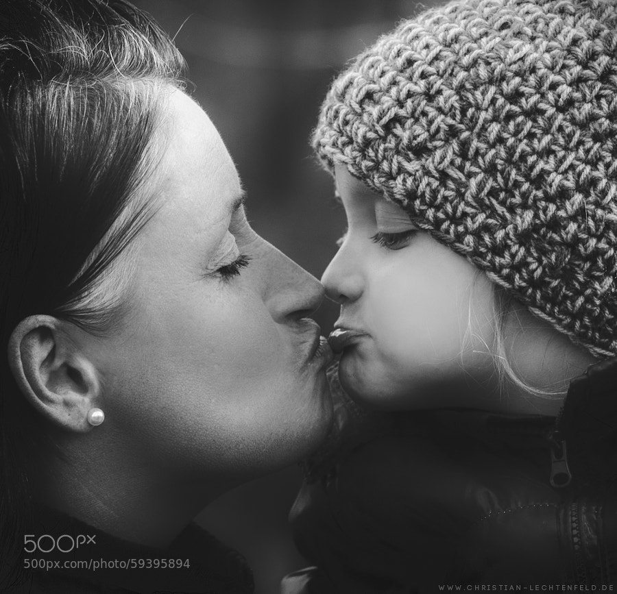 Photograph Mama & Me by Christian Lechtenfeld on 500px