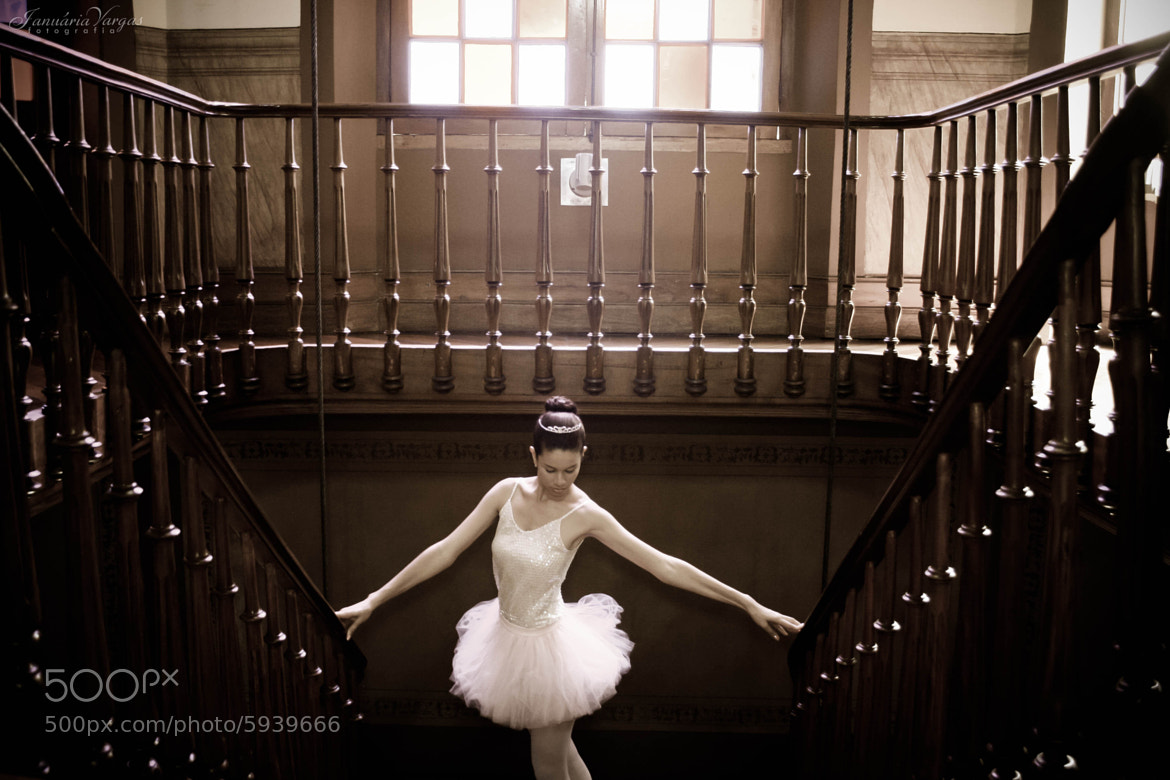 Photograph Ballerine by Januária  Vargas on 500px