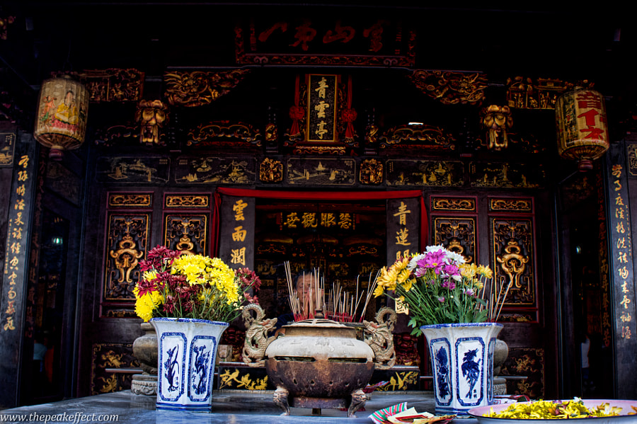 Shrine by Donato Scarano on 500px.com