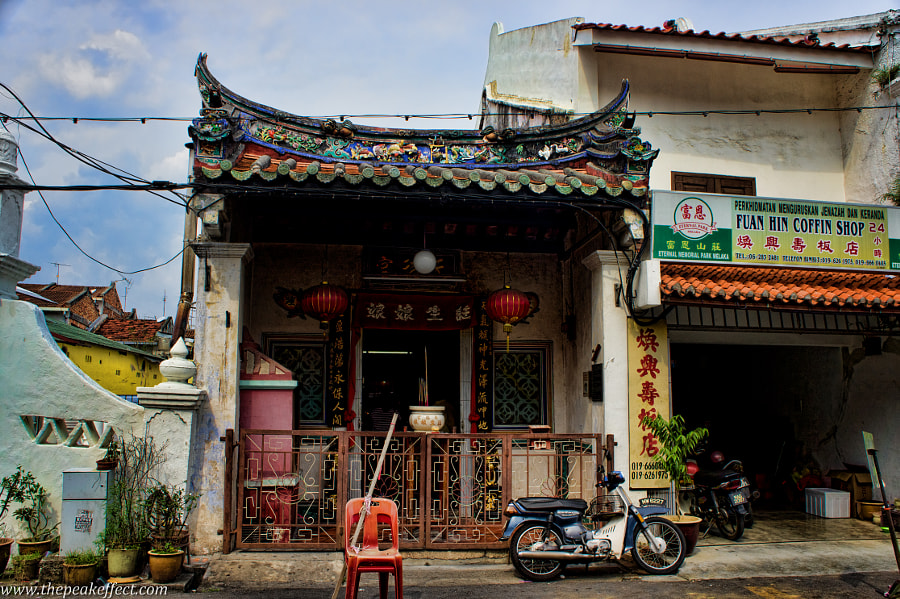 Melaka Shop by Donato Scarano on 500px.com