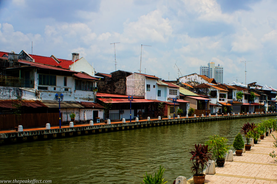 Malacca River by Donato Scarano on 500px.com