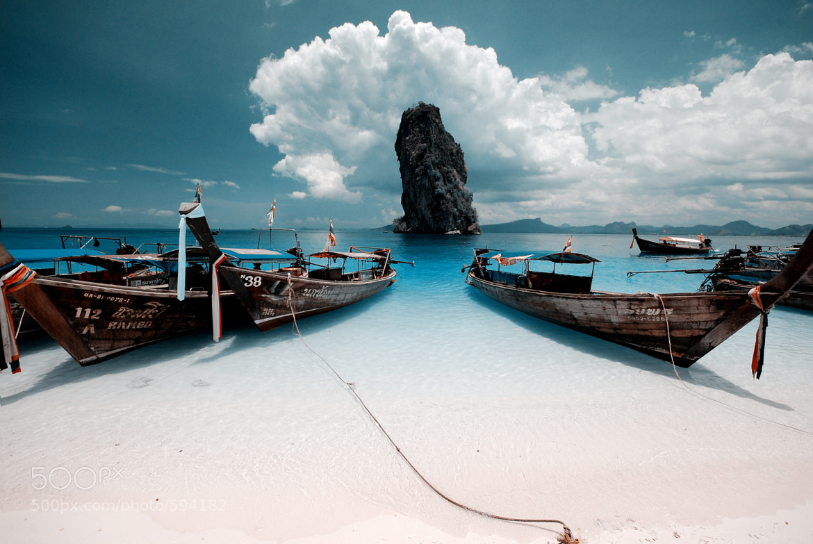 Photograph The Colorful of Sea by Tanat Anuttarunggoon on 500px