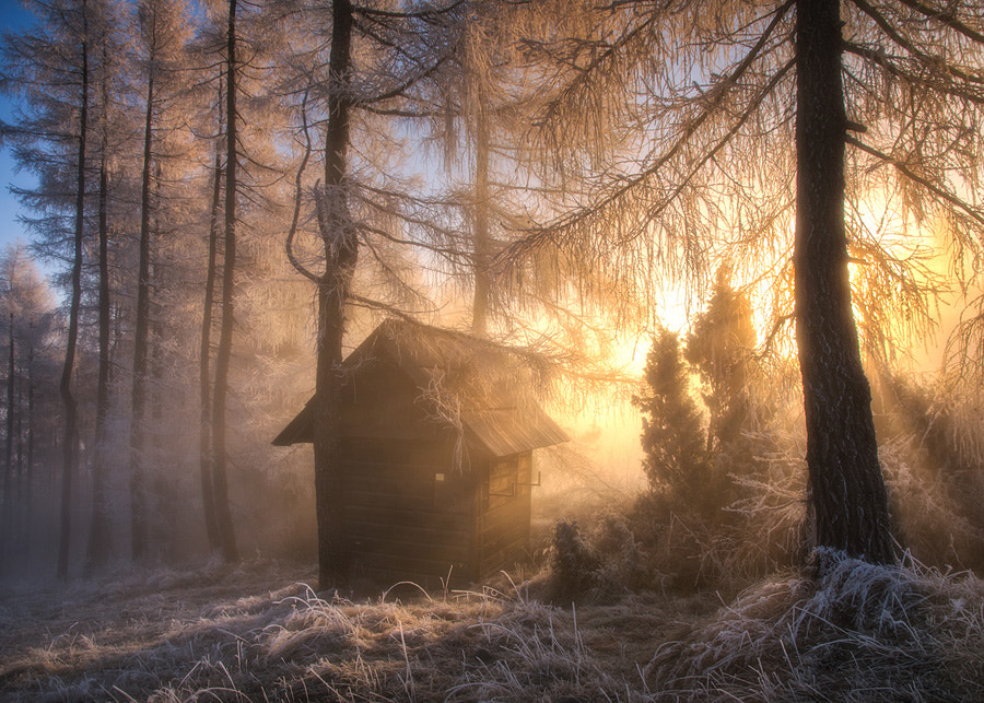 Photograph magic home by Marcin Kesek on 500px