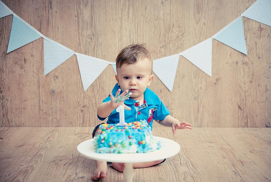 Smash the cake de Andres Oliveira en 500px.com