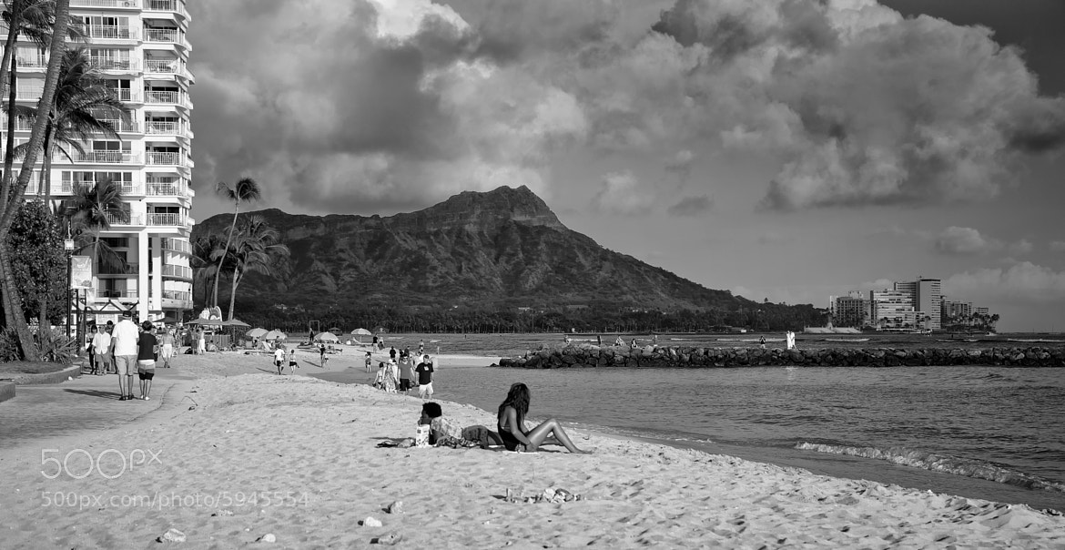 Photograph Diamond Head by Chuck Malefyt on 500px