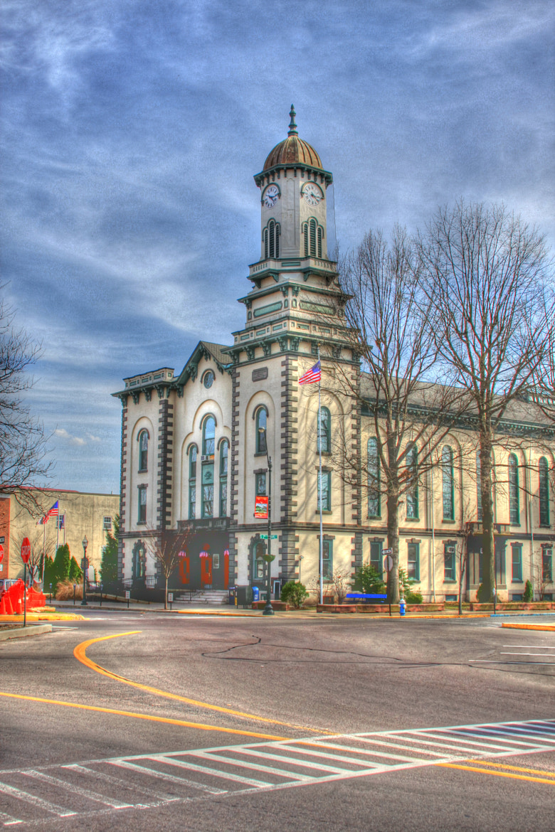 Photograph Sunbury Courthouse by Tom Paull on 500px