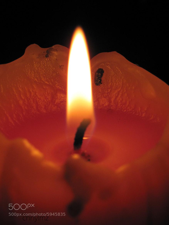 Photograph candle by Cihan Yılmaz on 500px