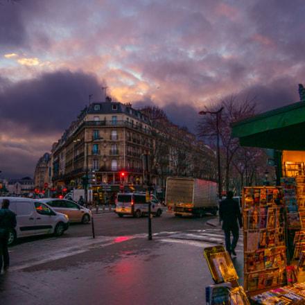 Paris - Boulevard Magenta
