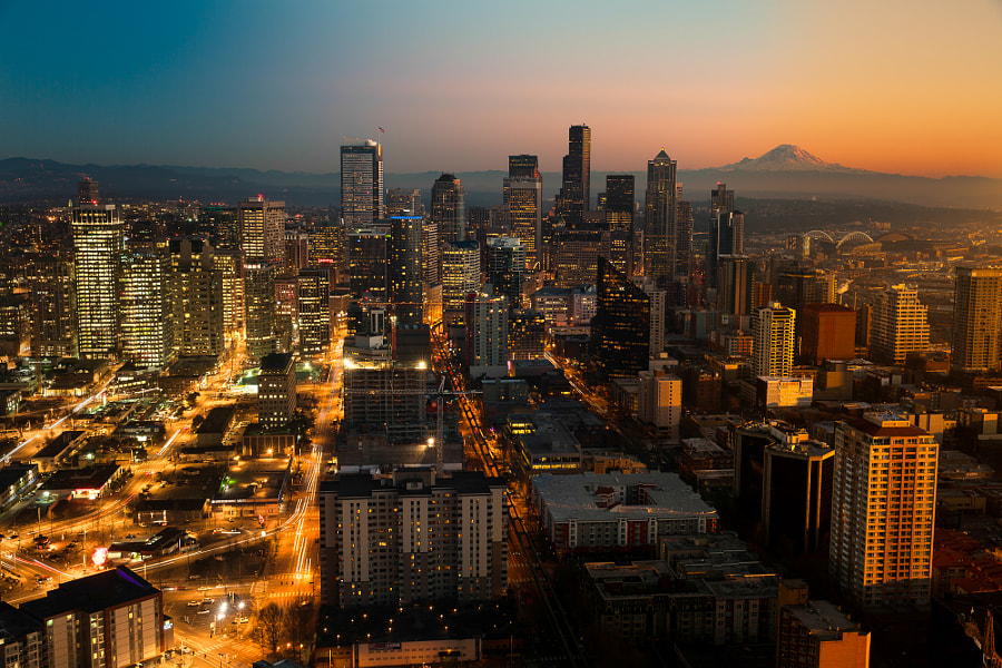Photograph Seattle :) by Joel Schat on 500px