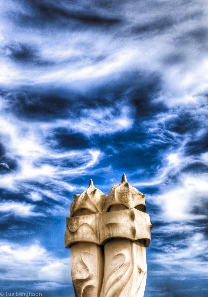 Photograph Gaudi HDR by Tue Bengtsson on 500px