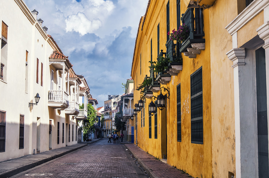 Photograph Colonial by Francisco José Sánchez Montero on 500px