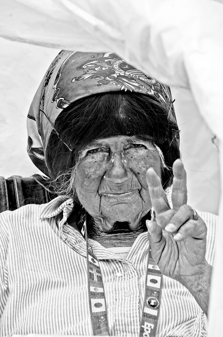 Photograph Concepcion Picciotto by Josh Myers on 500px