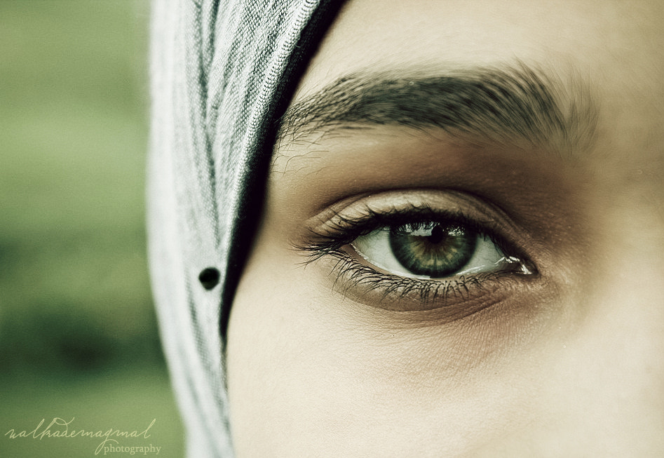 Photograph !n youR eYeS   by Walaa WalkademAgmal on 500px