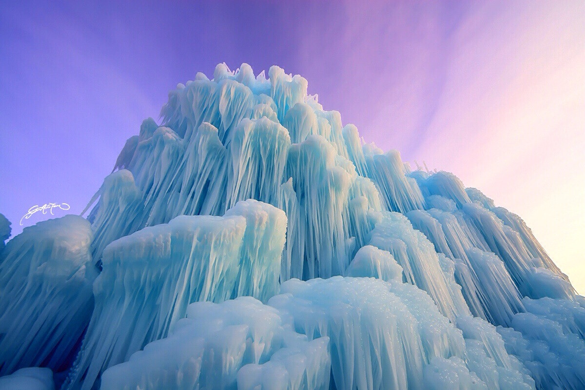 Photograph Fortress of Solitude by Dustin LeFevre on 500px