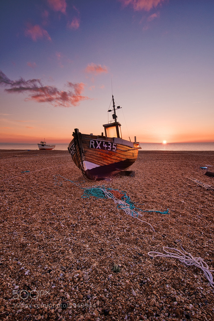 Photograph Fishermans Dawn by Louis Neville on 500px