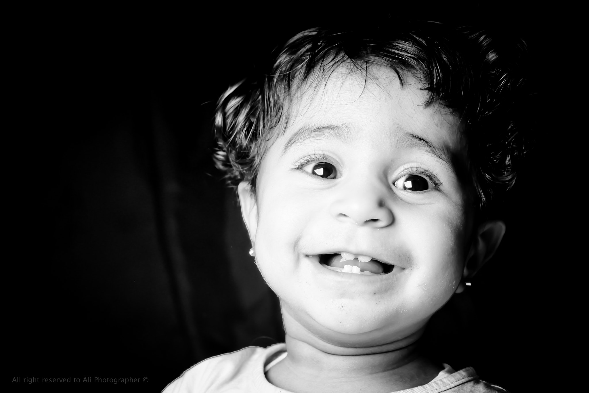 Photograph cute smile by Ali Abdullah on 500px