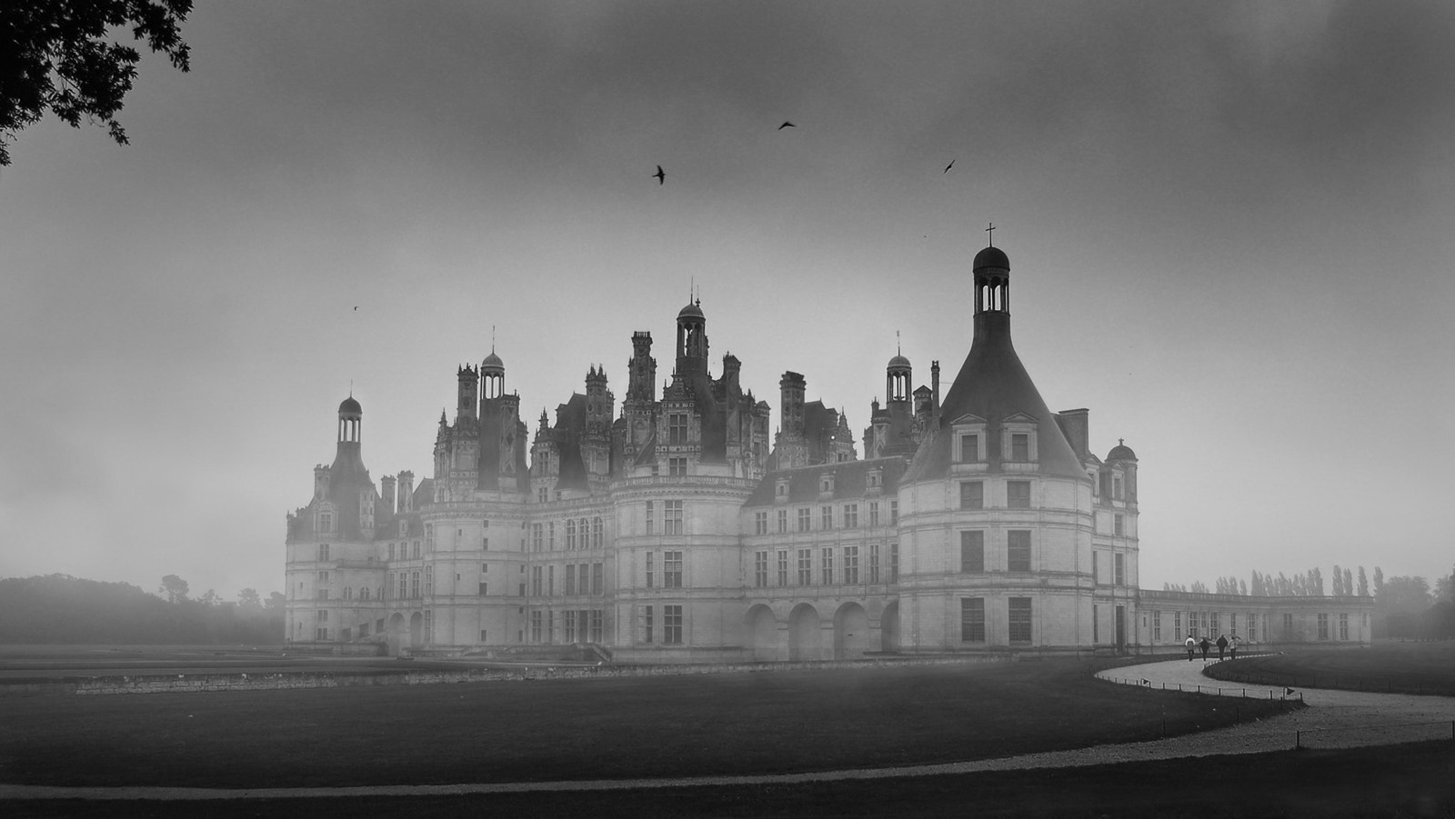 Photograph Chambord by Etienne Roudaut on 500px