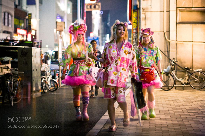 Photograph Harajuku by Holger Feroudj on 500px