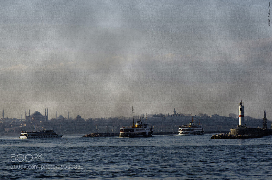 "İstanbul by Mehmet Çoban on 500px.com"" border=""0"" style=""margin: 0 0 5px 0;"