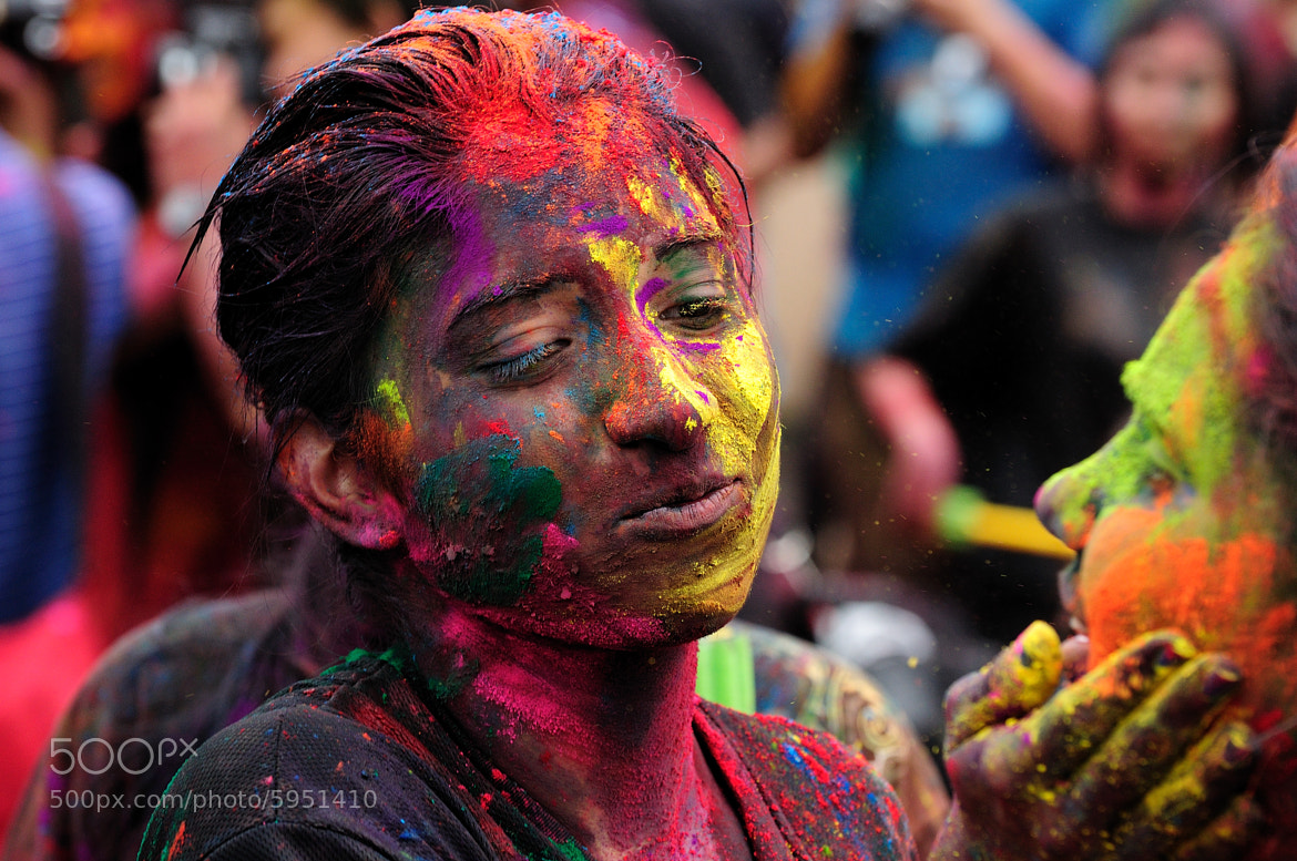 Photograph Holi by the monopuppy on 500px