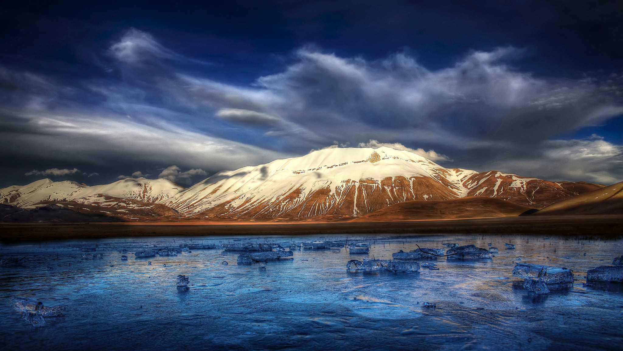 Photograph Ice on Ice by Russo Francesco on 500px