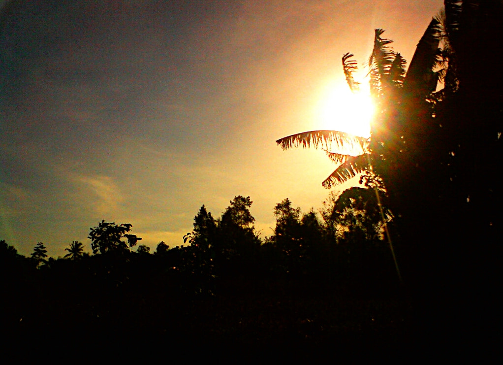 Photograph Sunset at Tomohon City by Felix Kapojos on 500px